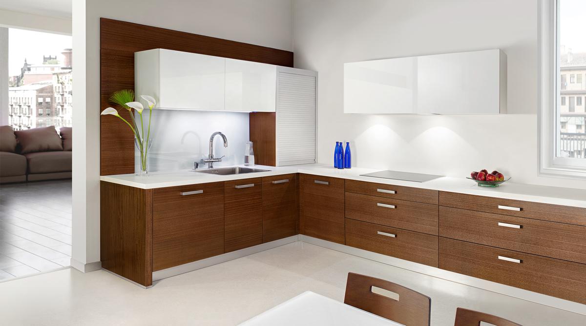 Sof a rh cocinas creativas f brica de cocinas en for Cocinas color madera y blanco