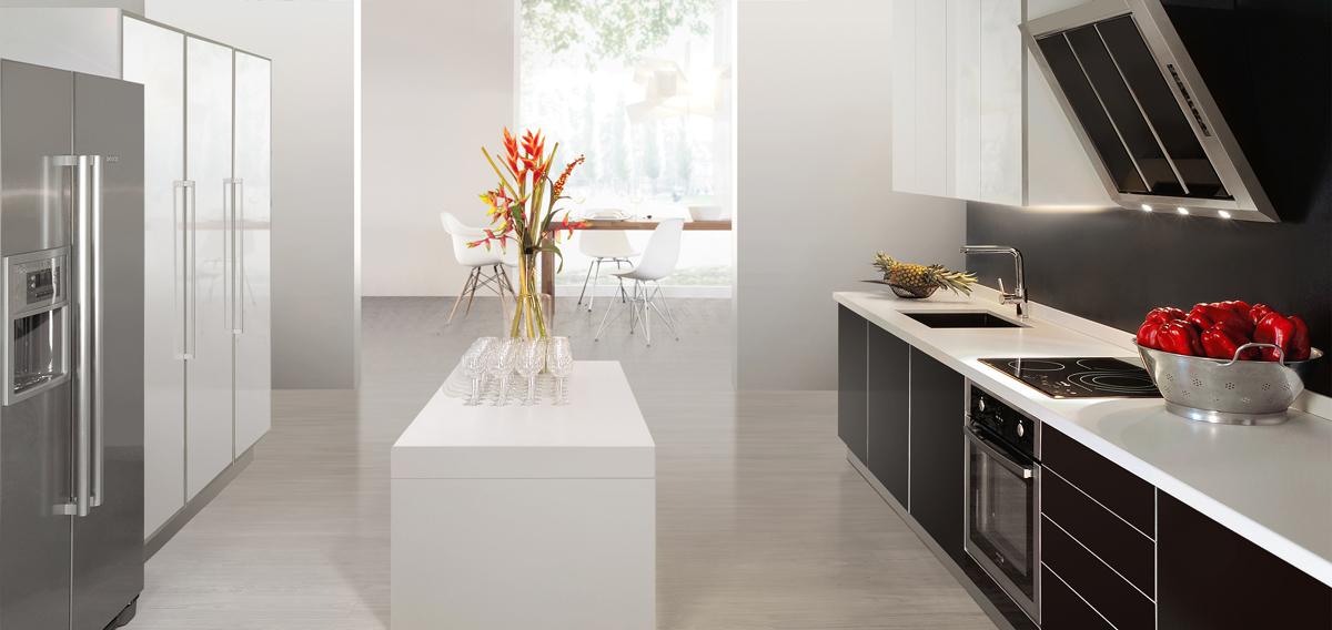 Geo rh cocinas creativas f brica de cocinas en le n - Fabrica de cocinas en madrid ...
