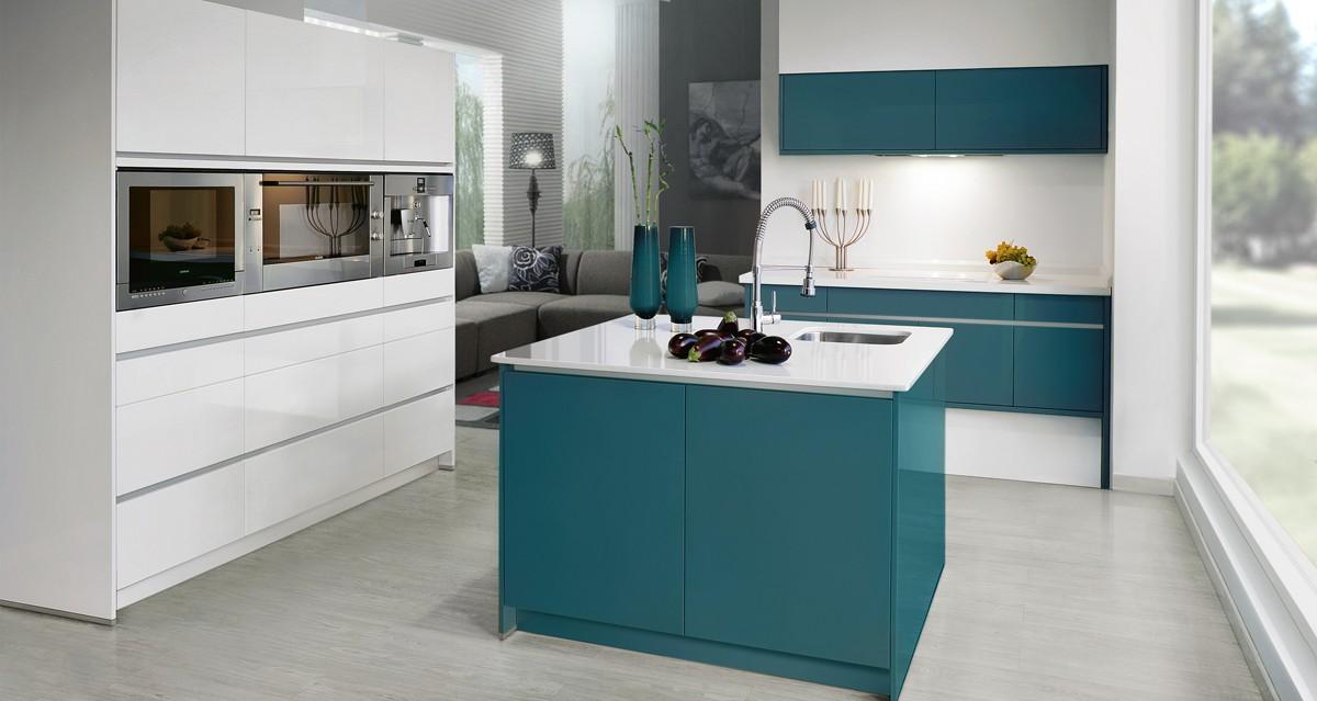 York rh cocinas creativas f brica de cocinas en le n - Fabricantes de cocinas en madrid ...